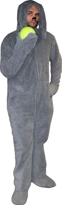 Wilfred Costume Deluxe with Fire Hydrant Prop