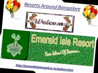 Resorts Around Bangalore via DailyMotion