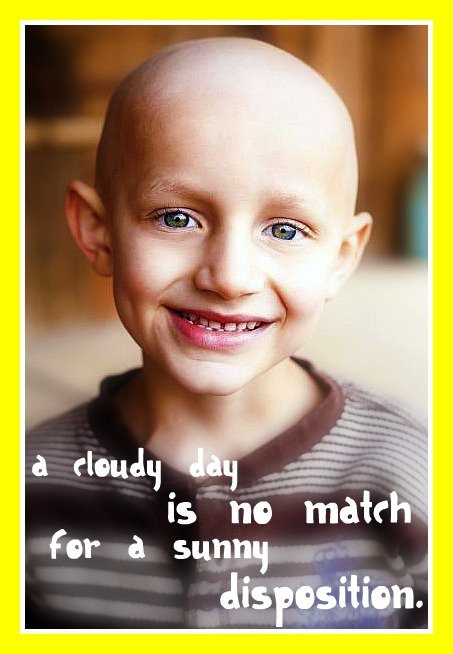 """Ethan was diagnosed with Stage IV Neuroblastoma at the age of 5. """" Ethan has fought with so much bravery, humor and style. Ethan you are a true warrior,"""" mom Shantiell Mendenhall writes."""