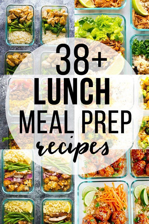 38 Easy Lunch Meal Prep Ideas Updated From Sweet Peas Saffron Mealprepsunday Lunch Meal Prep Easy Meal Prep Lunches Lunch Recipes