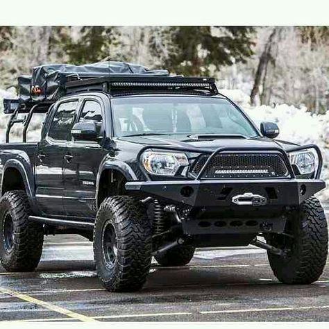 Toyota Tacoma. Nice