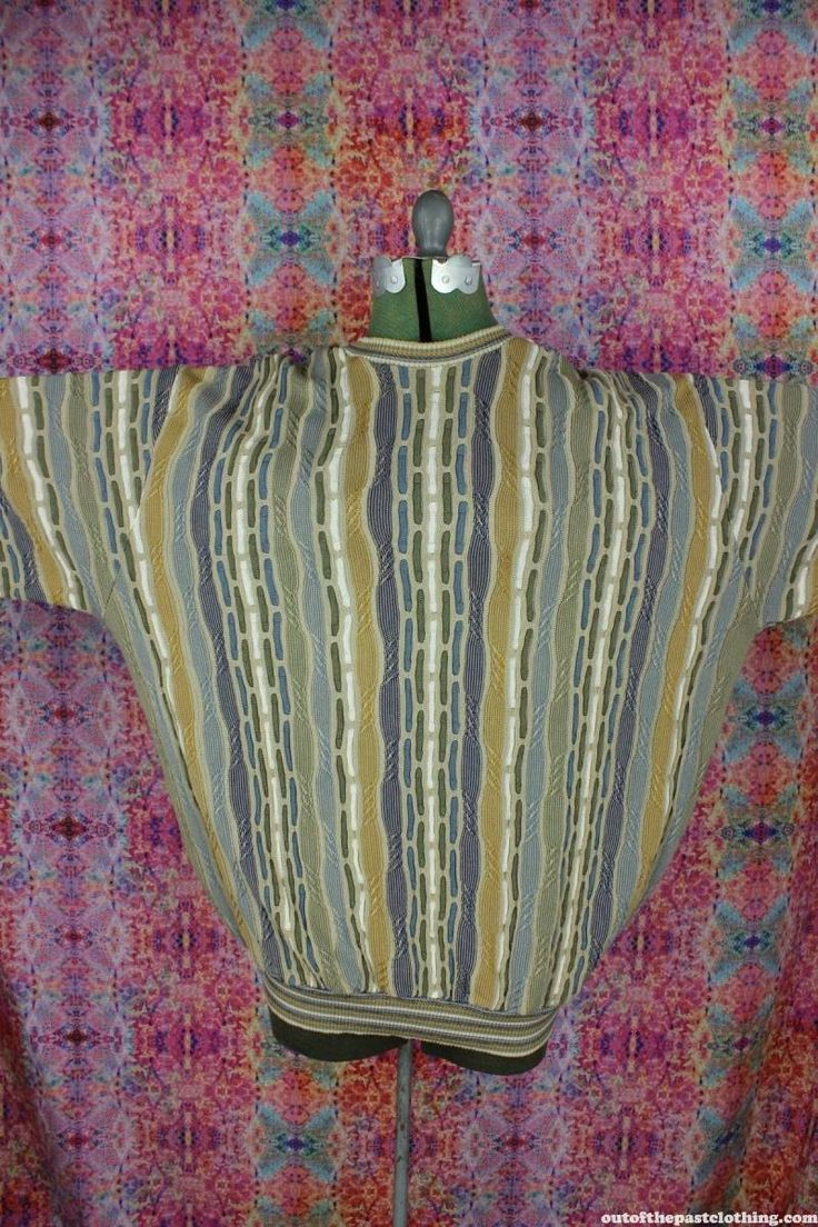 Tosani 3D Coogie Style Vintage Sweater