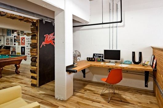 Cool!: Interior, Idea, Offices, Workspace, Home Office, Office Design, Desk