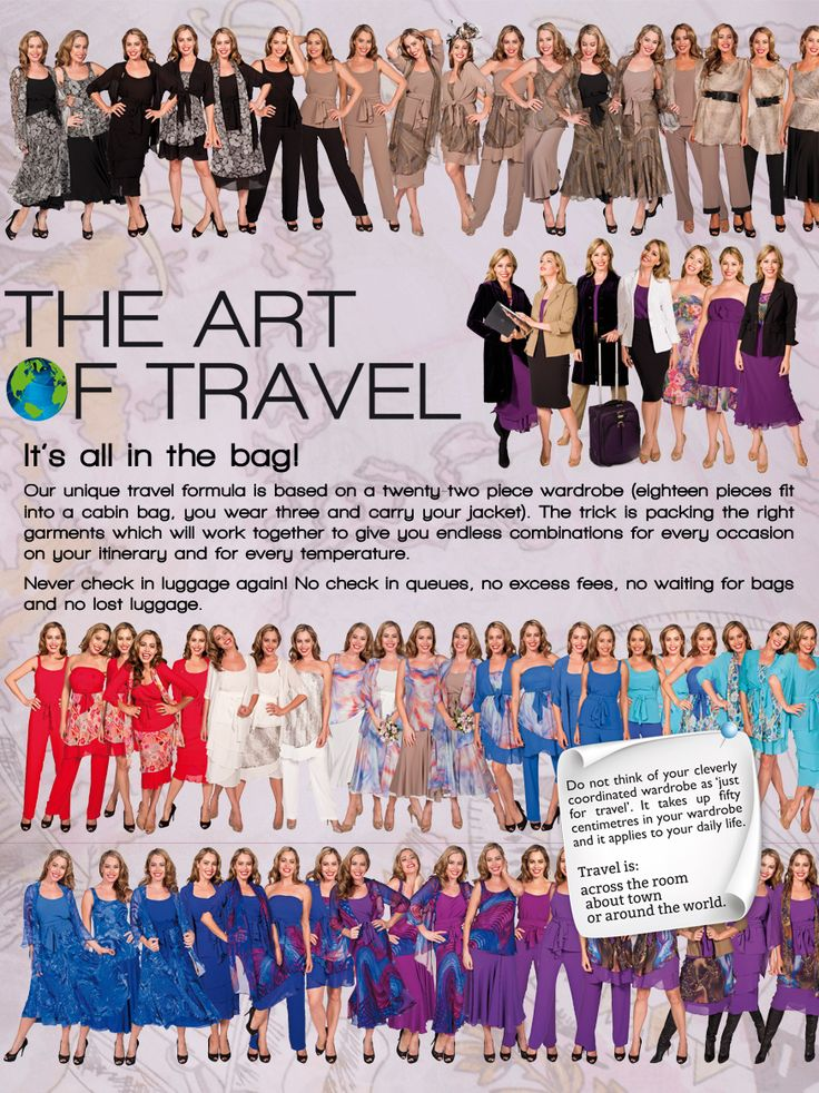 The Liz Davenport Art of Travel - across the room, about town or around the world