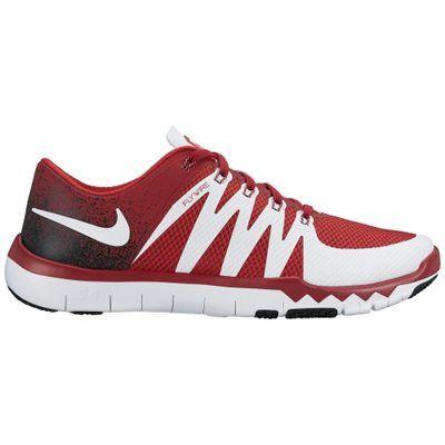 Oklahoma Sooners Nike Zero Fresh Shoes