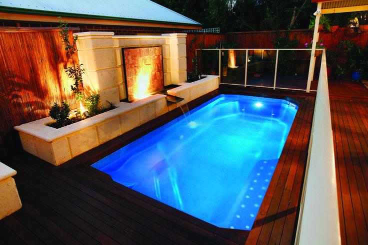 Aqua Gym - GOLD SPASA WA Fibreglass Pools