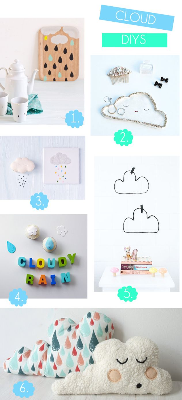 DIY Crush: Clouds