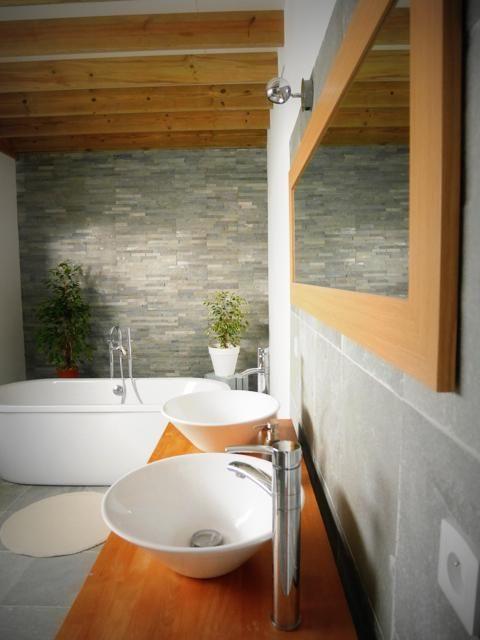 Best 25+ Salle de bain pierre ideas on Pinterest | Vasque pierre ...