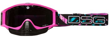 DIVAS TRIPLE 9 SAINT GOGGLE - POLARIZED (2017) - Polarized Black-Pink
