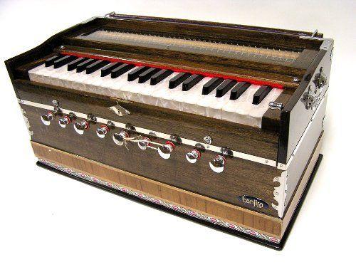Harmonium, Standard, Pratap, Dark 9 Knob by banjira. $295 ...