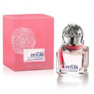 VIAJE A CEYLAN WOMAN edt vapo 50 ml - femenino é um artigo premium de ADOLFO DOMINGUEZ(Designer Adolfo Dominguez - A primeira edição foi criada em 1990 e a mais recente é de 2013.). Na Essência do Perfume temos uma ampla selecção de Perfumes VIAJE A CEYLAN WOMAN edt vapo 50 ml - femenino da melhor qualidade e ao melhor preço.