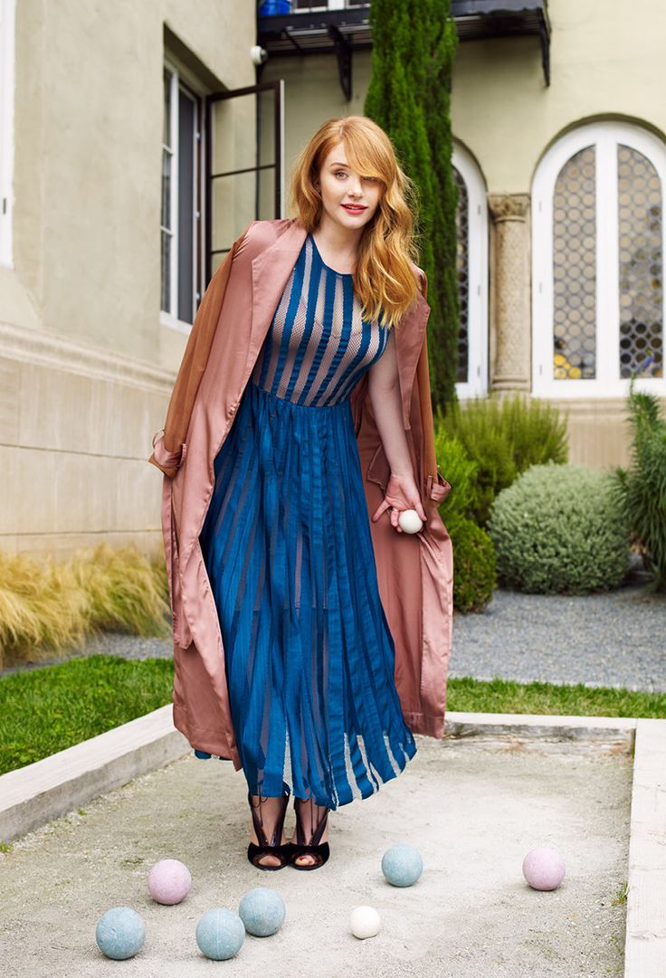 Bryce Dallas Howard Is More Than Her Heels