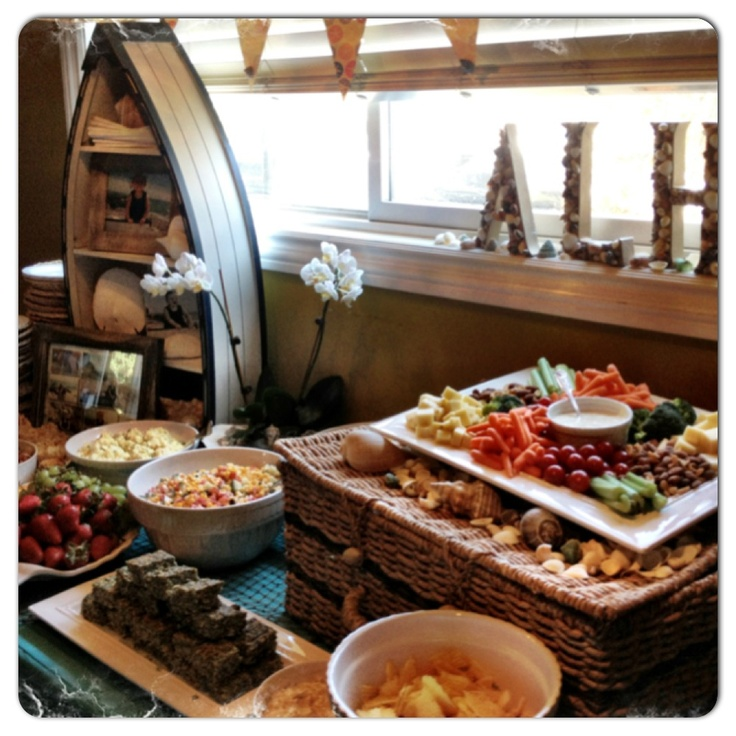 79 Best Images About Party Food Display Serving On Pinterest