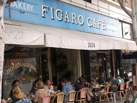 Figaro Cafe (los feliz, ca)