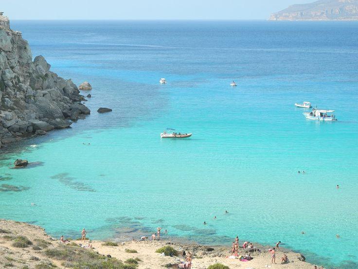 Sicilia - Isola di Favignana