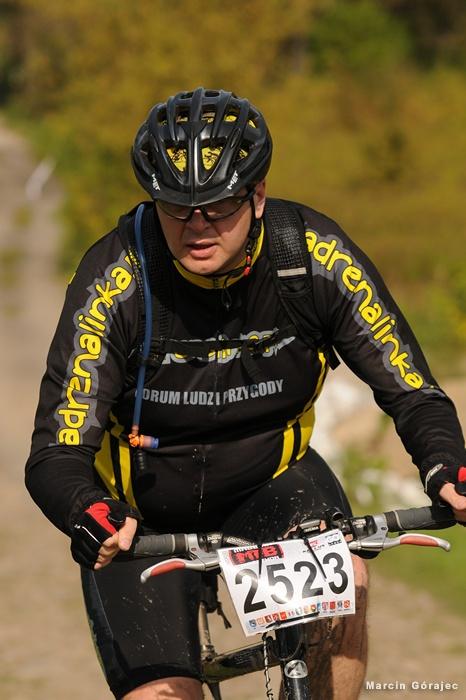Merida Mazovia MTB Marathon - Artur Dwojak - w trasie