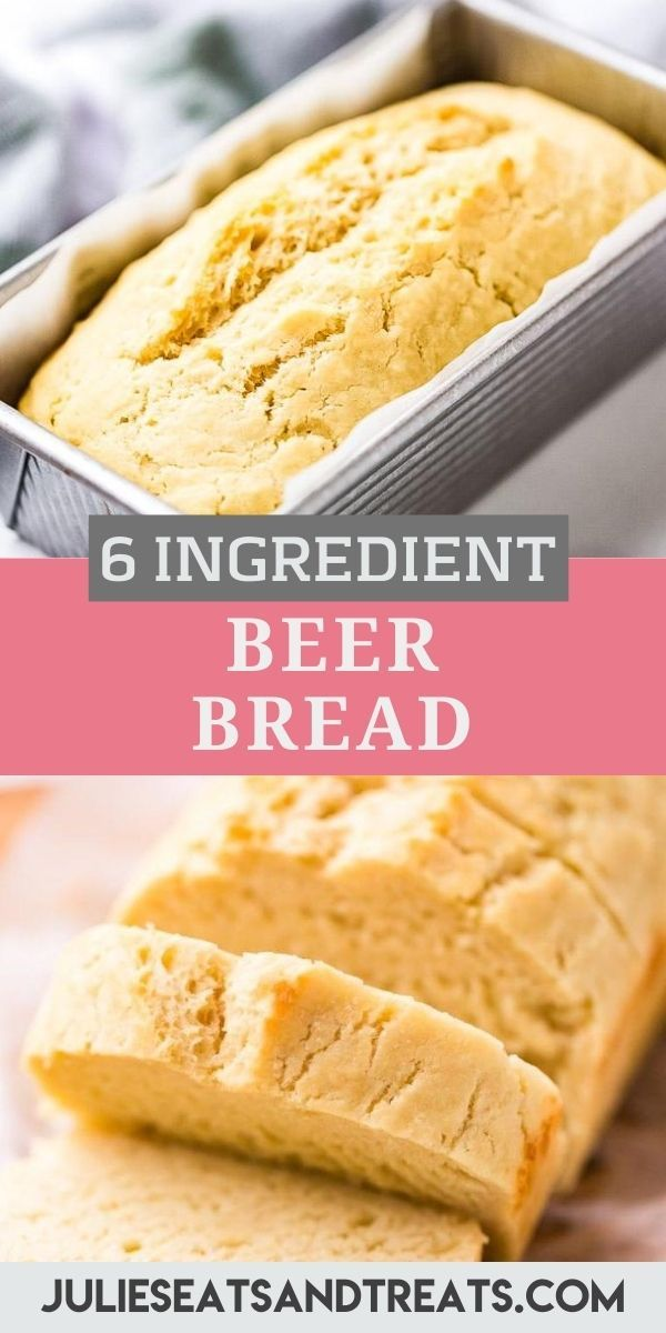 Beer Bread is an easy quick bread recipe without yeast ...