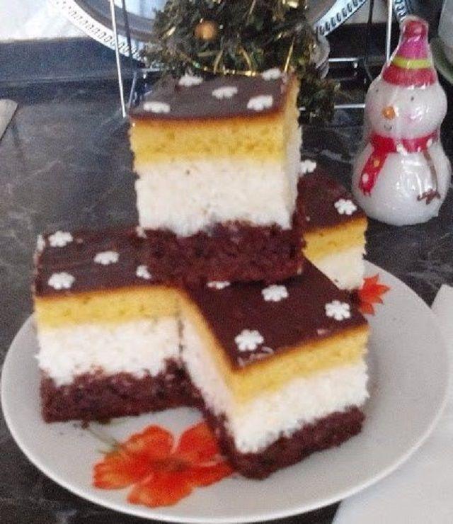 Kókuszos süti, amivel nem lehet betelni! Képtelenség túl sokat készíteni belőle! - Egyszerű Gyors Receptek