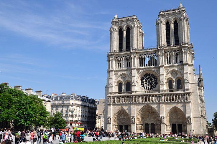 París (Notre-Dame) http://maleta-en-mano.blogspot.com.es/2015/04/paris-de-notre-dame-al-arco-del-triunfo.html
