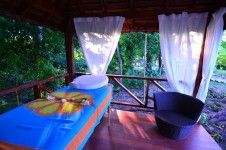 relax and get a good massage at Trees and Fishes Villa in Vanuatu