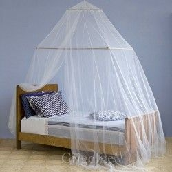 Moustiquaire lit simple TINA SOLO
