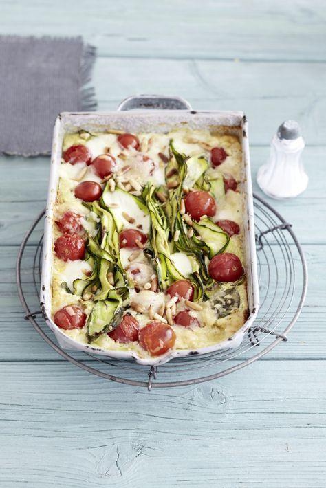 Ovenschotel met ricotta en quinoa - Libelle Lekker