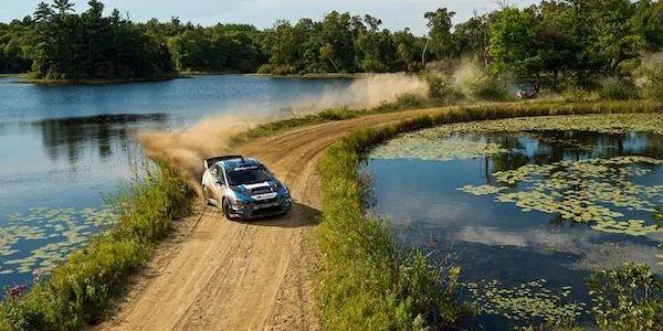 2017 Subaru WRX STI, STI, Rally America Championship, Subaru