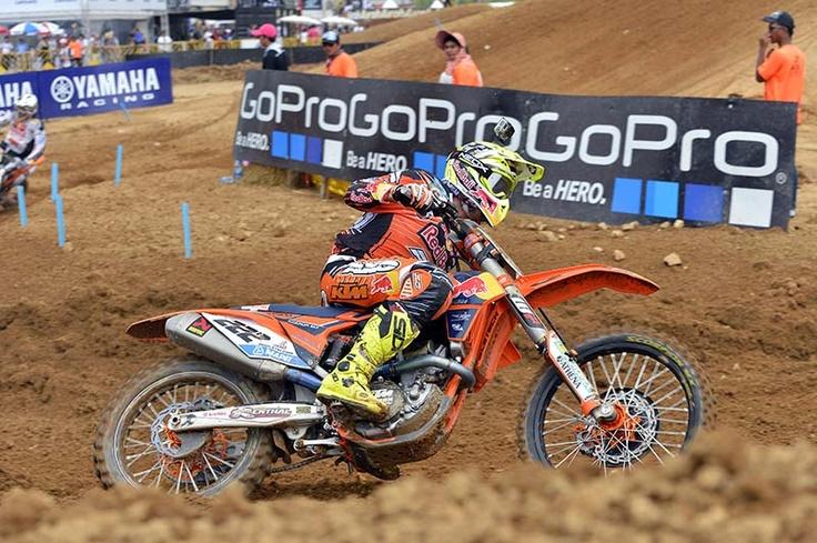 Tony Cairoli MX1 Thailand 2013