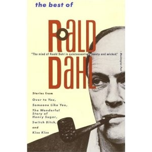 Collections of Roald Dahl's short stories. Must have and I've never found any in thrift stores.