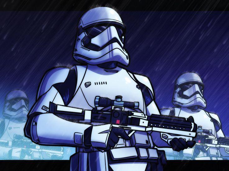 Bien connu 41 best Star Wars - First Order Storm Trooper images on Pinterest  VK25