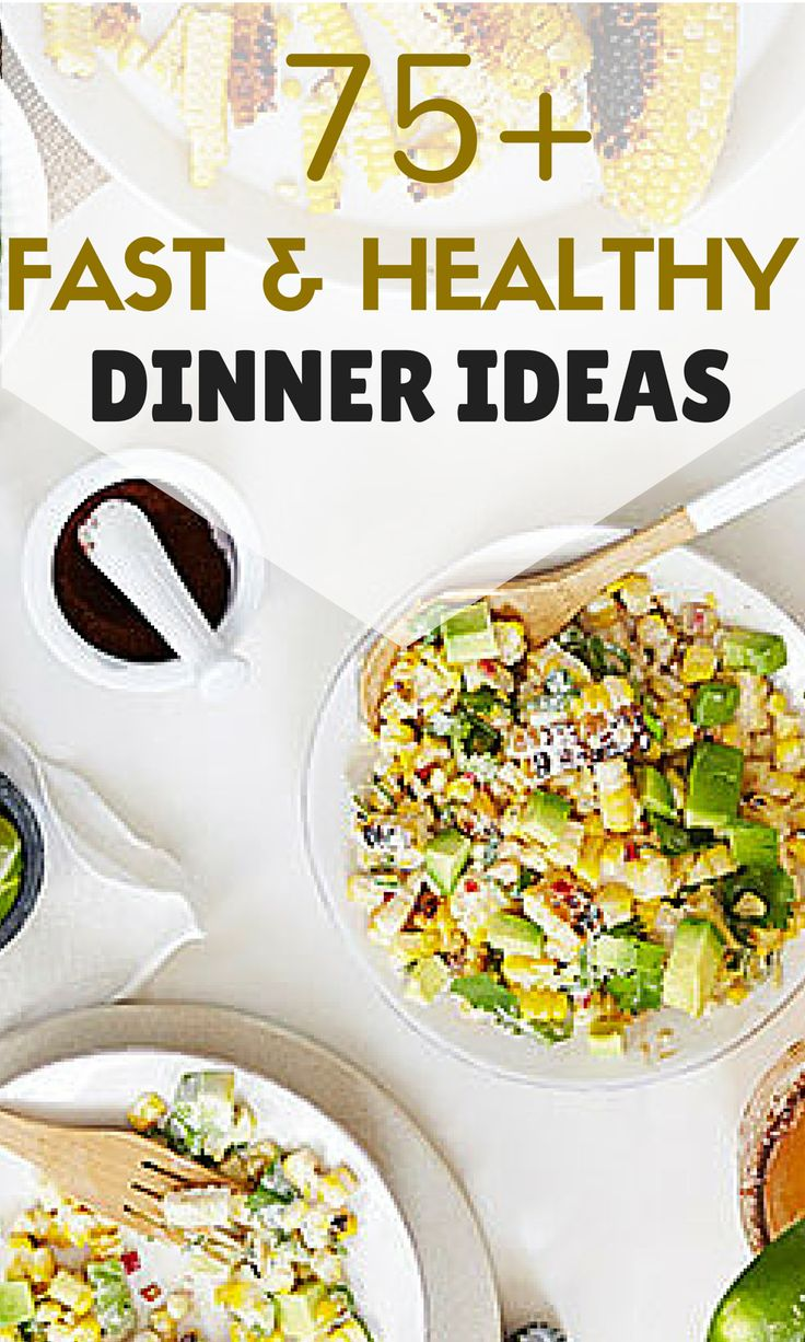 1366 best healthy food recipes images on pinterest cooking recipes 75 fast healthy dinner ideas forumfinder Image collections