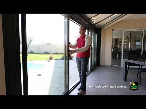 Vitres véranda: choisir les façades vitrées ou le vitrage d'une véranda   AKENA Vérandas