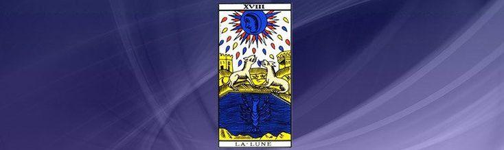 THE MOON TAROT CARD– POSITIVE OR NEGATIVE? http://www.the-medium-maria.com/free-trial-offers/free-psychic-reading-online.html #MediumMaria #Tarot #Numerology