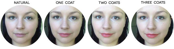 Product Review: Maybelline Color Whisper Lip Color in Orange Attitude 40