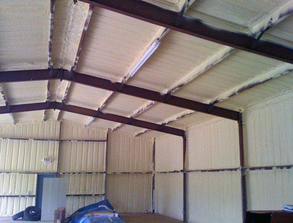 Best metal building insulation ideas on pinterest
