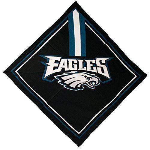 NFL Philadelphia Eagles Full Color Fandana, L 3.5-Inch x W .5-Inch x H 6-Inch - http://www.thepuppy.org/nfl-philadelphia-eagles-full-color-fandana-l-3-5-inch-x-w-5-inch-x-h-6-inch/