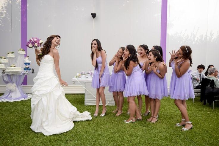 Tips para no estar nerviosa y poder continuar con los preparativos de tu boda