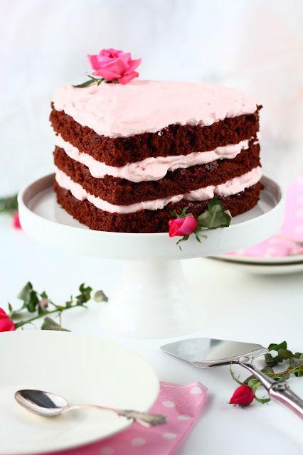 Suklaapossu: Ystävänpäivän helppo nakukakku