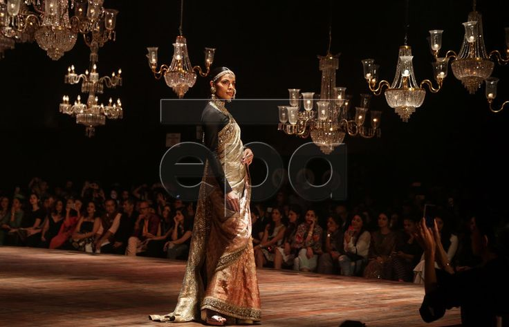 Sabyasachi Mukherjee - Runway - Lakme Fashion Week Winter/Festive 2016