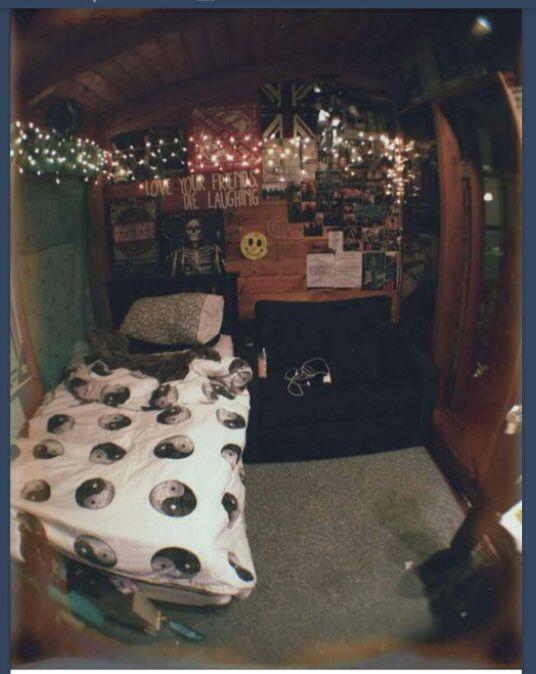 bohemian hippie bedroom idea - Hippie Bedroom Ideas