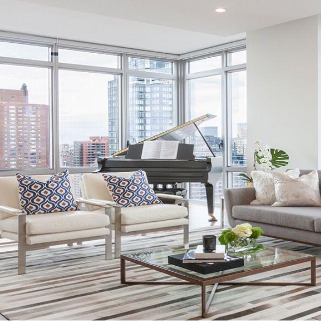 New york interior design for luxury spaces