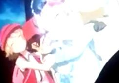I would also say that this is also am Amourshipping moment and hint