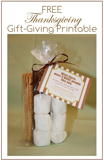 Wish There Were S'MORE People Like You. (Gift Bag
