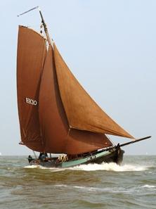 boat   a dutch botter