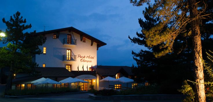 Park Hotel Olimpia a Brallo di Pregola.  Hotel 4 stelle con Centro Benessere