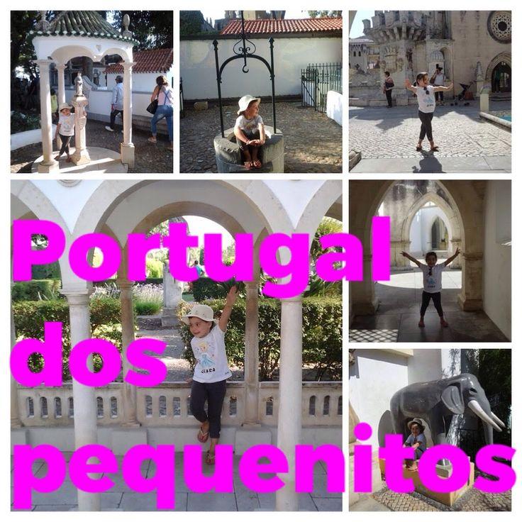 #PORTUGAL DOS PEQUENITOS - COIMBRA, VISITANDO PELA PRIMEIRA VEZ DONA LEO...