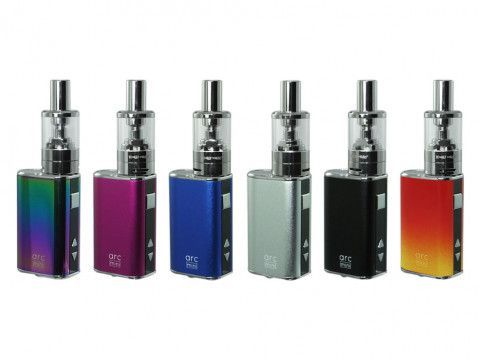 arc Mini 20W E-cig Kit from Totally Wicked | Latest