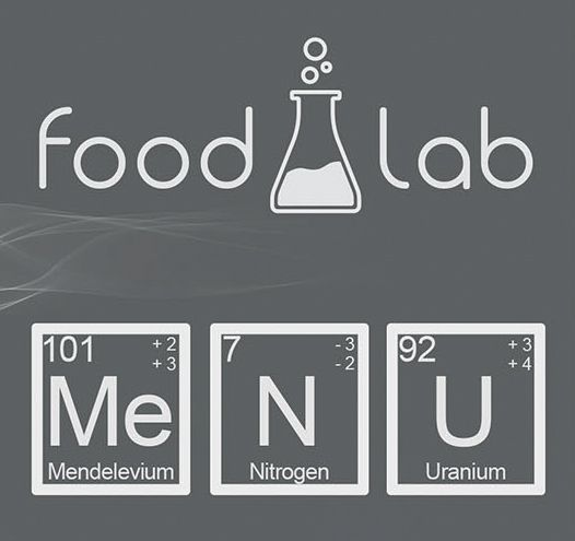 Food Lab Branding