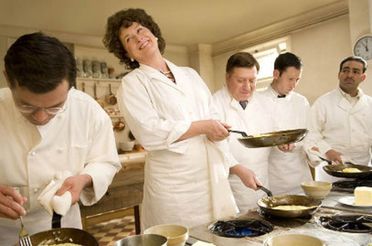 51 best how to tips for the kitchen images on pinterest for Julia child cooking school