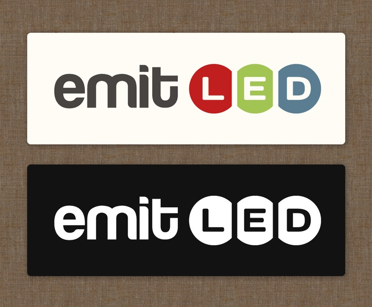 E.L. - logo design